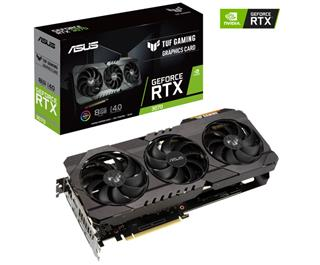 ASUS GeForce RTX 3070 TUF Gaming OC Edition Review